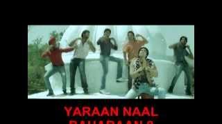 yaraan naal baharaan 2 -song aish karange