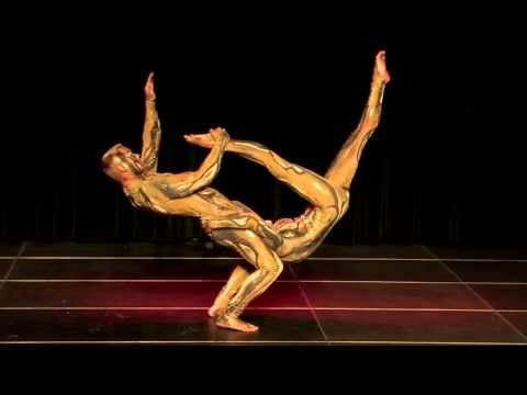 Hand to hand adagio act - Duo Focus from Poland