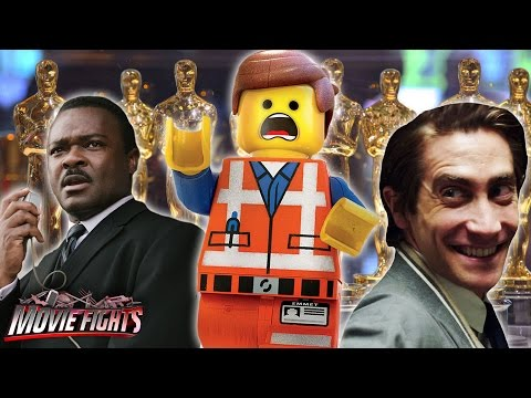 Oscar Snubs 2015: Who Got Screwed?! - MOVIE FIGHTS!