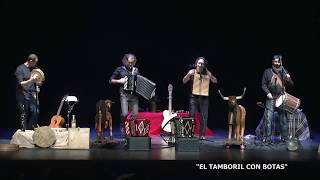 GABRIEL CALVO Y LA FABULOSA RETAHÍLA. ENTRADILLA.