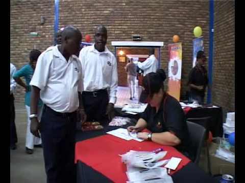 G4S Secure Solutions South Africa Wellness Day 11-12-09