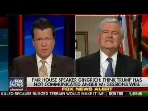 Breaking News Today Your World w/ Cavuto | July 25, 2017 | Interview w/ Newt Gingrich on New Health