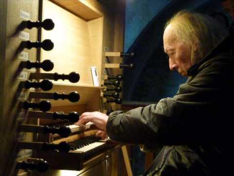 J.S.Bach.  Orgelbüchlein. Michel Chapuis.