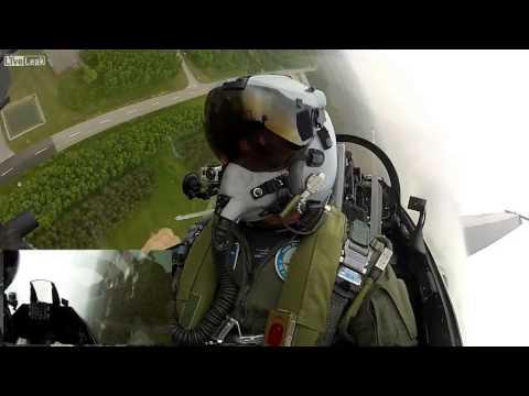 F-16 Demo Flight - Royal Danish Air Force
