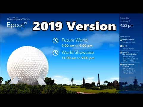 WDW Today Channel - January 2019 - New Music!! | Walt Disney