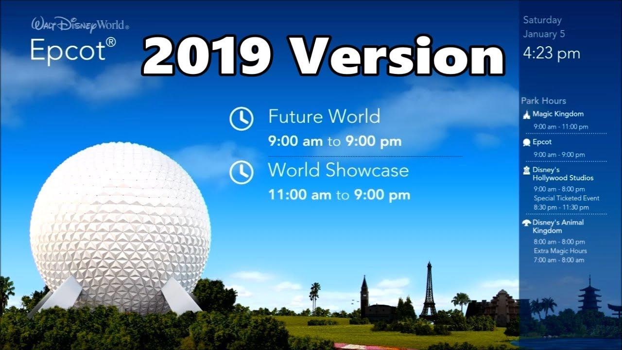 WDW Today Channel - January 2019 - New Music!!   Walt Disney World Resort TV