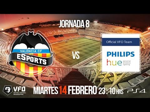 Valencia CF eSports - Philips HUE | VFO Spain 1ªDivisión