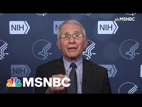 Fauci Confirms 'Extremely Low' Risk Of Transmission For Fully Vaccinated