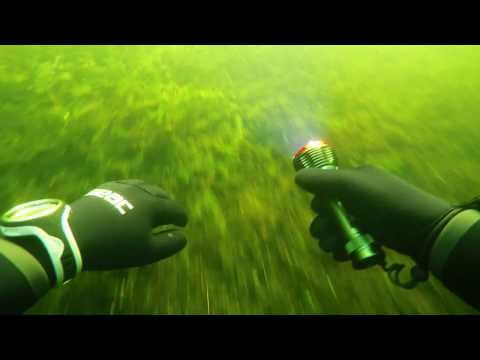Treasure hunting! Freediving in Ireland - 4K
