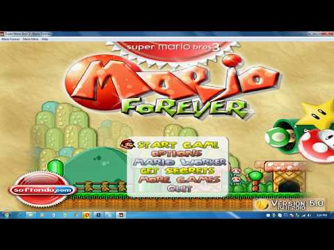 How To Download Mario Forever Game In PC.