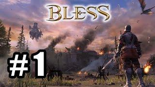 BLESS [АССАСИН]  Ожидание того стоило! #1