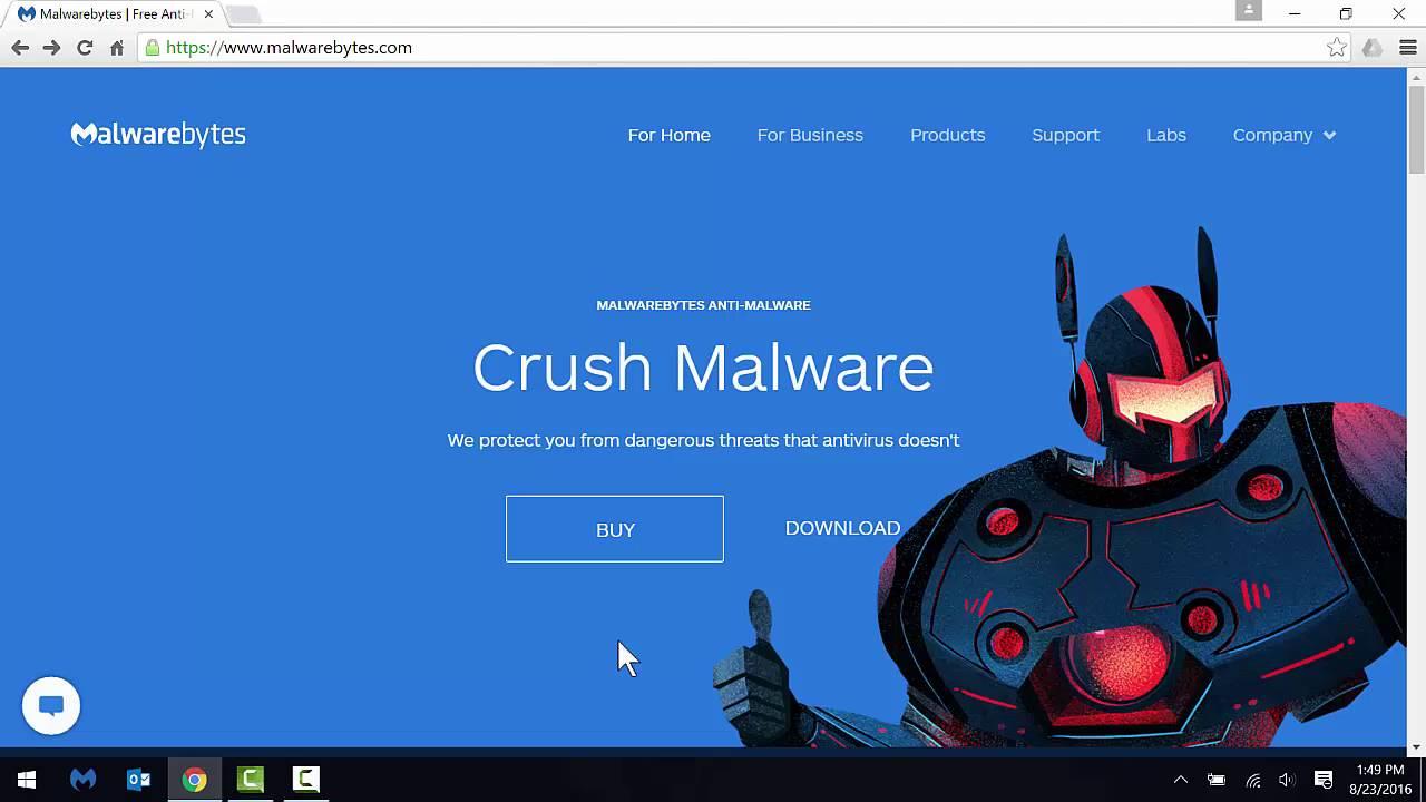 Malwarebytes Malware Removal Tutorial