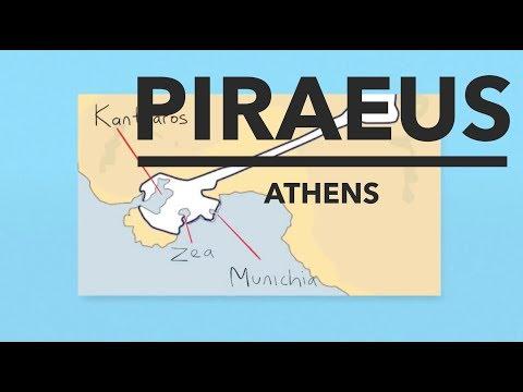 Piraeus - Ancient Athens
