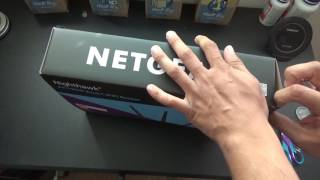 nighthawk r7000 cable modem cm700 unboxing