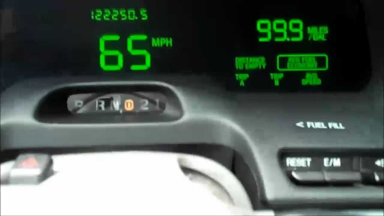 ford crown victoria mpg 2012