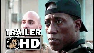 ARMED RESPONSE Official Trailer (2017) Wesley Snipes, Anne Heche Action Sci-Fi Movie HD