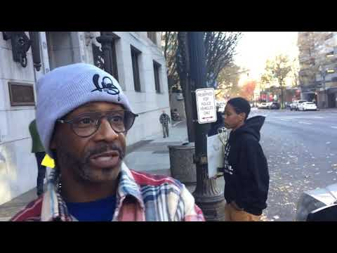 Kristina Kage - Katt Williams: Getting to the Portland Courthouse with his Emmy