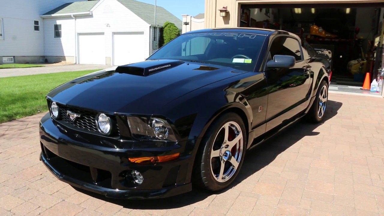 Like new 2006 mustang roush stage 3 for salenicest in the country