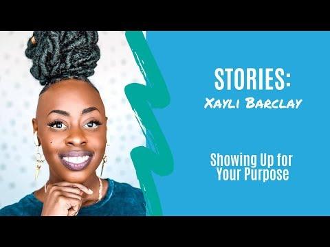 QuiCC Stories:  Xayli Barclay
