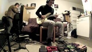 shred is not dead guitar contest - Nathan Manea
