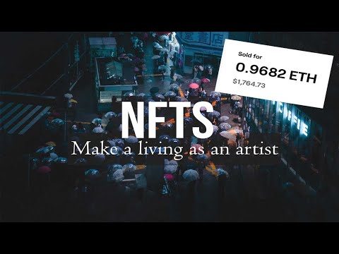 How I Made Sales - NFTs for Photographers