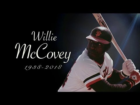 Willie McCovey, Giants Hall of Famer, dead at age 80