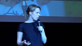 Rock in a hard place - Mitrovica: Wendy Hassler-Forest at TEDxTirana