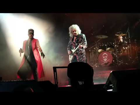 Queen+Adam Lambert Cologne Germany 06/13/18 p.1