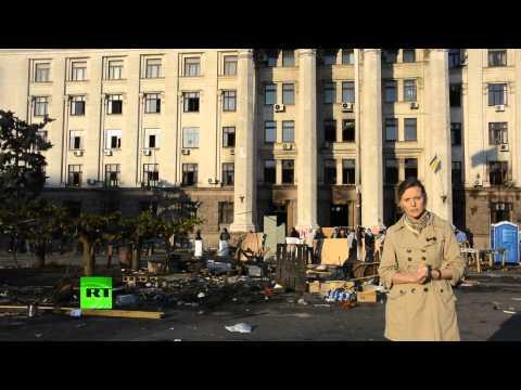 Бойня в Одессе: как это было