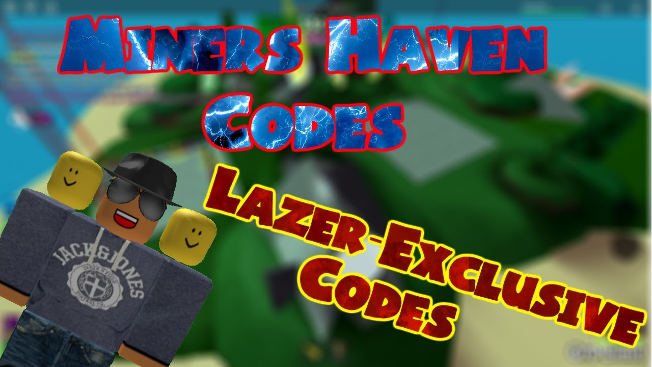 Miners Haven All Codes March 2017 Working Check Desc - roblox miners haven codes 2018