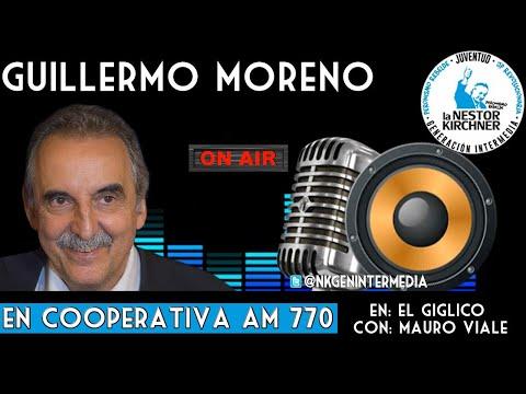 Guillermo Moreno Con Mauro Viale AM 770 06/02/20
