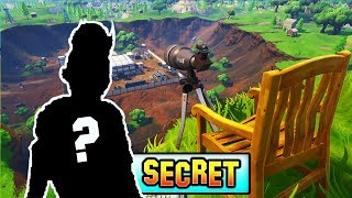 Gambar cover SECRET CHARACTER WE ALL MISSED! *SECRET CHAIR* Fortnite Season 4 Storyline Ending!