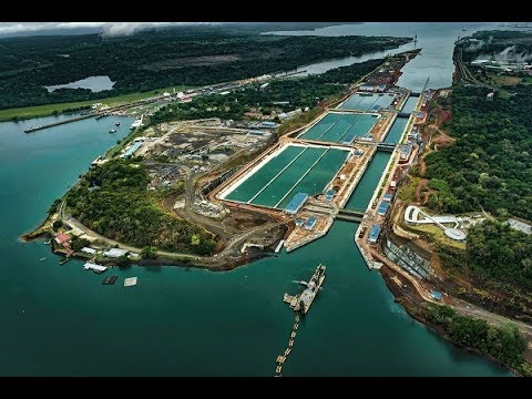 Panama Canal: Incredible Shortcut Connects Atlantic Ocean to