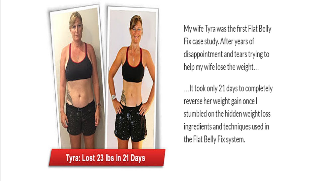 The Flat Belly Fix Review - The Flat Belly Fix Scam