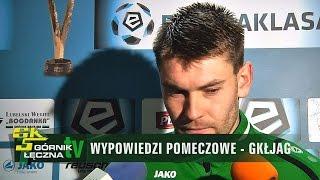 Download Video Grzegorz Piesio: Od jutra myślimy o Zagłębiu - GKŁJAG MP3 3GP MP4