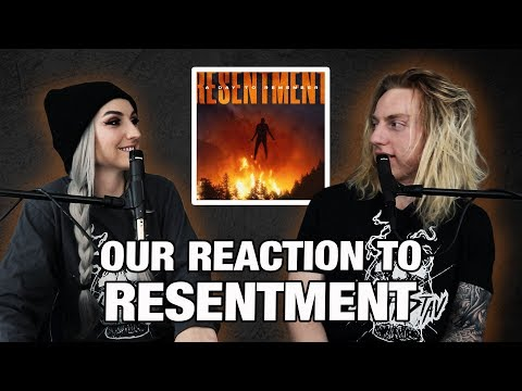 Wyatt and Lindsay React: Resentment by A Day To Remember
