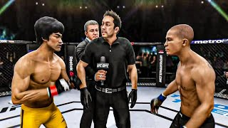 Bruce Lee vs. John Moraga (EA Sports UFC 3) - K1 Rules