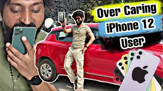 iPhone 12 Overcaring User | TD Vines | During Amazon Great Indian Sale and Flipkart Big Billion Days