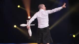 kerol beatbox juggling 38th festival mondial du cirque de demain paris 2017