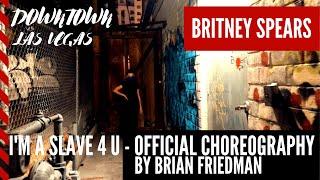 I'm a Slave 4 U - Britney Spears I Brian Friedman Choreography I Dancer Lily Goehring
