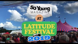 So Young Magazine at Latitude 2019
