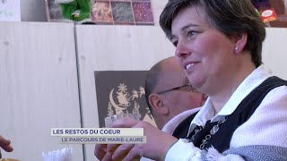 Yvelines | Restos du coeur : Le parcours de Marie-Laure