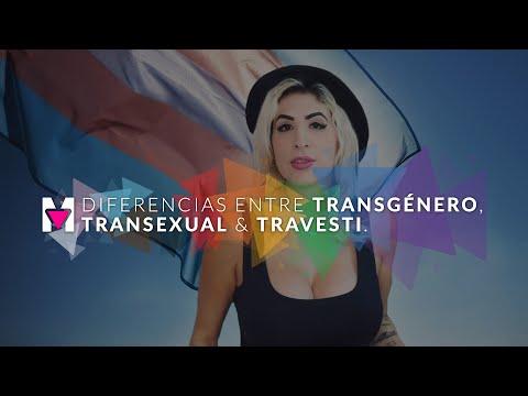 ¿Qué es trans? ¿Qué es transgénero? ¿Qué es transexual?¿Qué es travesti? 🏳️🌈 Homosensual