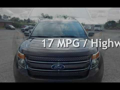 2015 Ford Explorer Limited for sale in Angola, IN