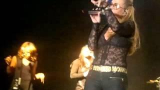 Anastacia - Back In Black @ Milano Fabrique 14.01.15