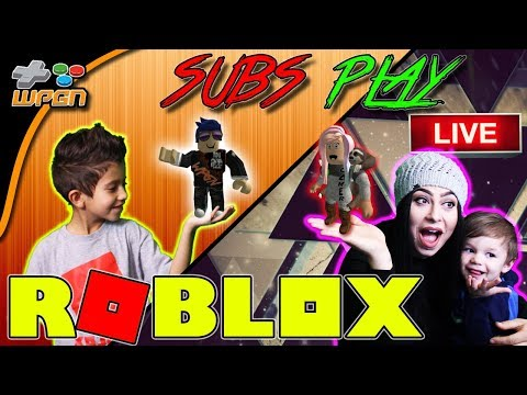 🔥JOIN THE GAMES ⭐ROBLOX LIVE ⭐Join the WPGN FAMILY (2-16-18)