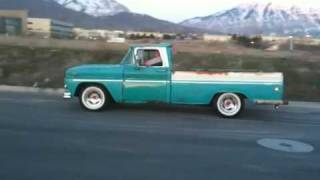 1962 GMC 305 V6 Burnout