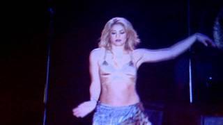 Шакира. Танец арабский. Москва. 24 мая.