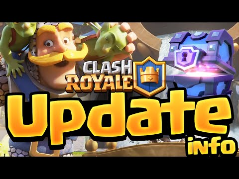 Clash Royale UPDATE Information - Be READY!