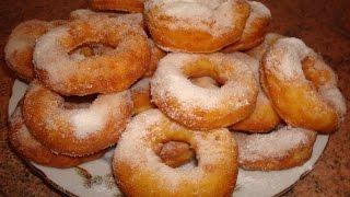 Московские пончики РЕЦЕПТ.ВКУСНО И БЫСТРО!